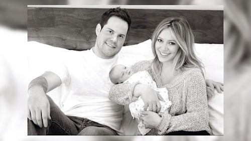 Hilary Duff Gets 'Mean' Tweets About Post-Baby Bod