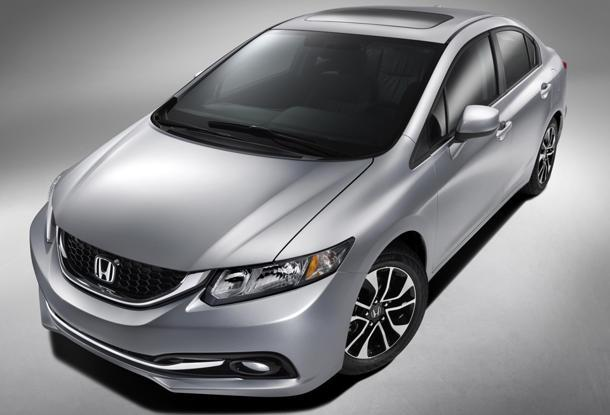 Honda Civic gets its emergency facelift after successful launch