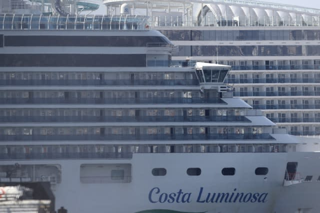 The Costa Luminosa