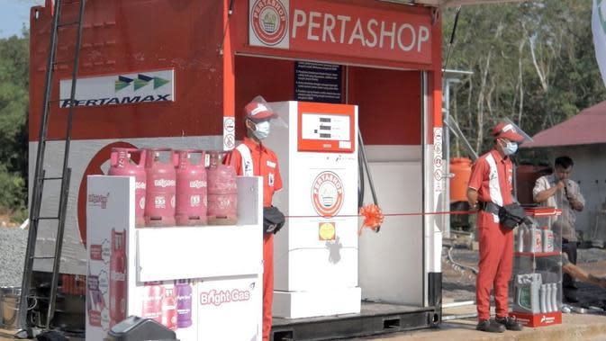 Pertamina Gandeng 9 Perusahaan Nasional Guna Implementasikan 71% TKDN Petrashop