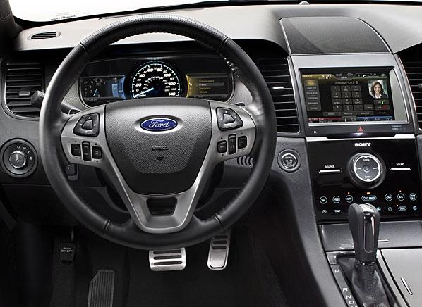 Why the MyFord Touch control system stinks