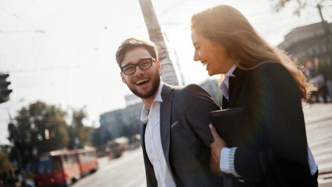 Ilustrasi persahabatan pria dan wanita rentan timbulkan perasaan cinta. (iStockphoto/Henry)
