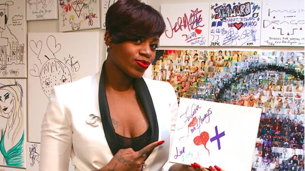 Fantasia Says She Opens Up on 'Side Effects of You' to Confront Rumors