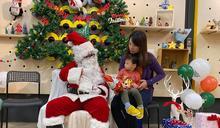 總統寫卡片給「台灣聖誕老公公」 內容曝光還在等回信
