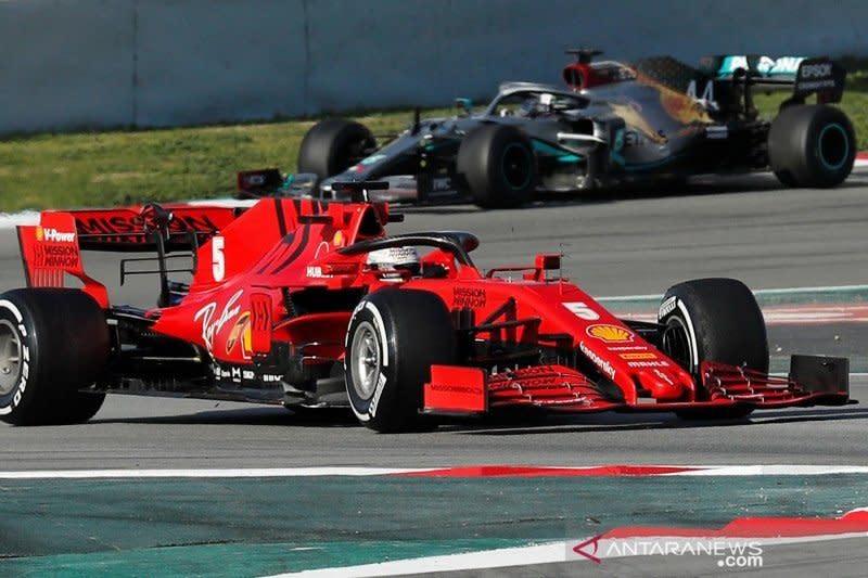Brawn: capaian Lecrerc di Austria tak bisa tutupi masalah Ferrari