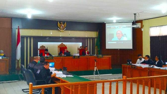 Ketua DPRD Riau Disebut Kecipratan Uang Proyek Jalan di Bengkalis