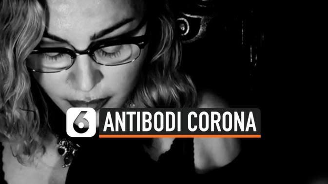 VIDEO: Madonna Sebut Tubuhnya Memiliki Antibodi Virus Corona