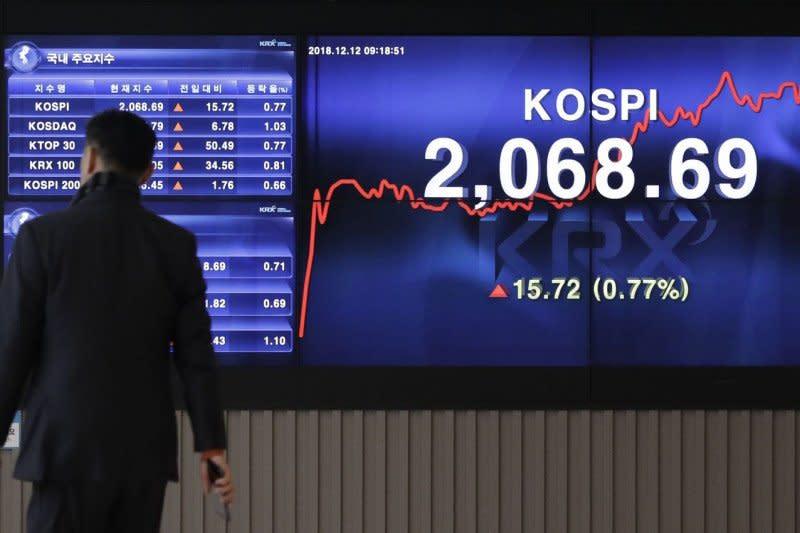"""Saham Korsel ditutup """"rebound,"""" Indeks KOSPI terangkat 0,40 persen"""
