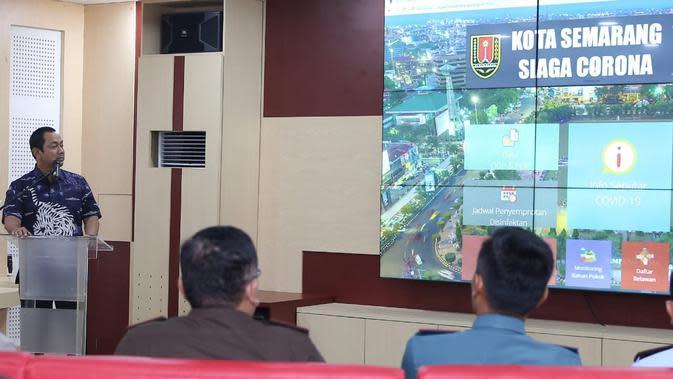 Pemkot Semarang Siapkan Lebih dari 10 Ribu Rapid Test Corona