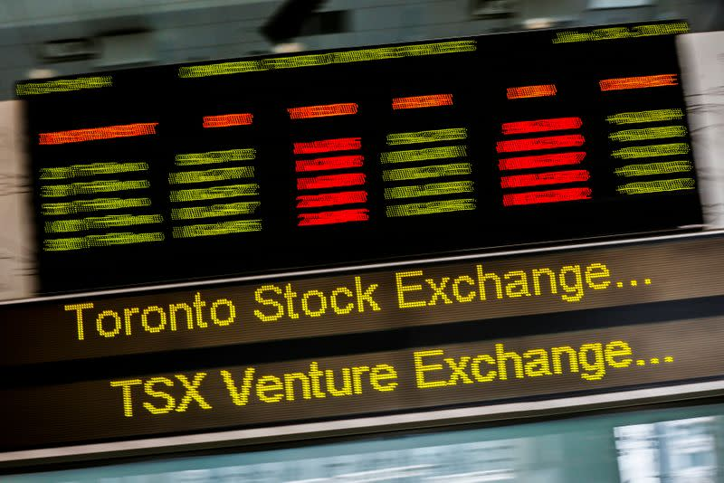 TSX rallies by most in a decade as investors cheer economic stimulus