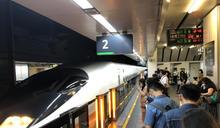 台北高鐵站旅客爬月台門受傷!列車緊急停車班次延誤