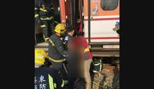 快新聞/台鐵潮州調車作業爆職安事故 1調車工遭「車廂夾住」送醫不治