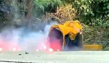 高市少年隊搜毒品意外驚見土製炸彈