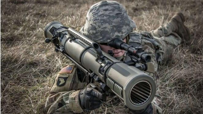 VIVA Militer: Senapan Recoilless Carl Gustaf 85mm M3E1
