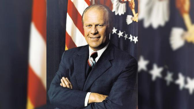 Gerald R Ford. (Foto: Gerald R Ford Library)