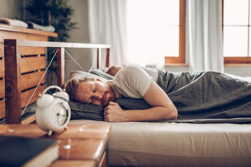 If you sleep on your side, you're less likely to be an early bird [Photo: Getty]