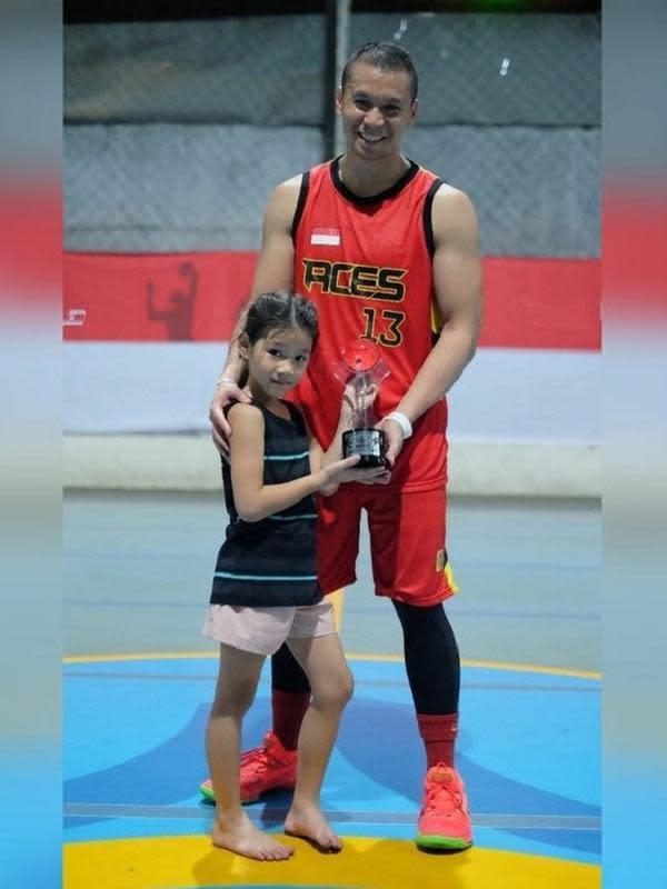 Samuel Rizal dan Cilla. (Foto: Instagram/samuelrizal1)