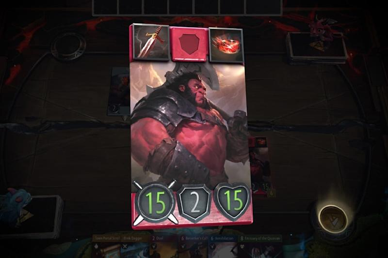 Valve's reboot for digital card game Artifact is known internally as Artifact 2