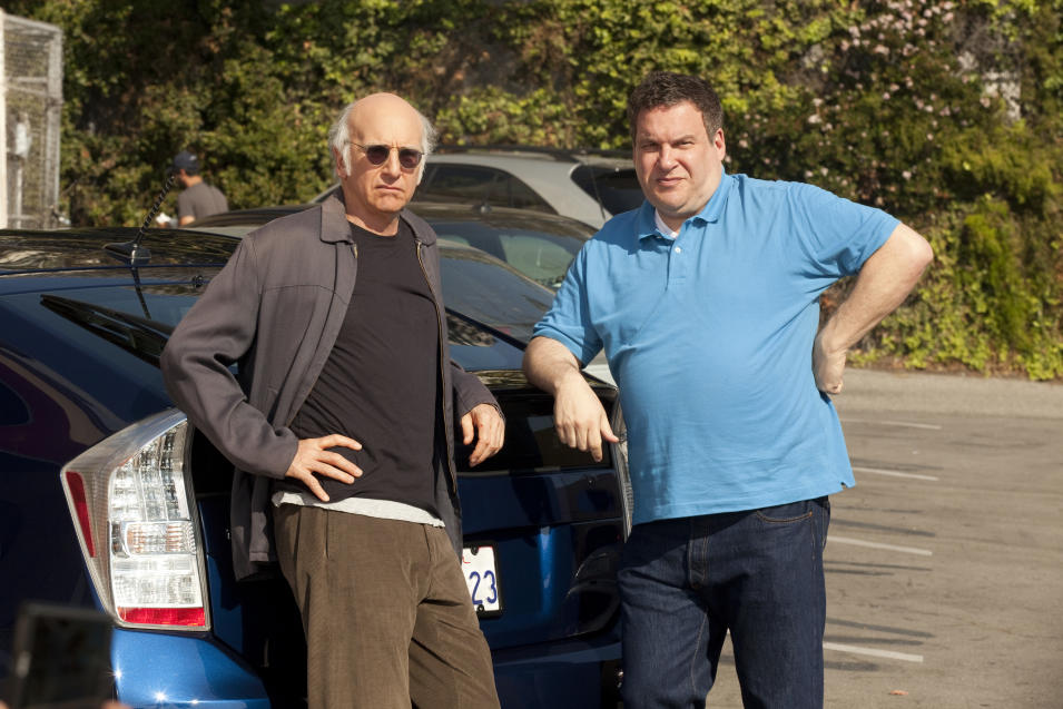 "Outstanding Comedy Series: ""Curb Your Enthusiasm"""