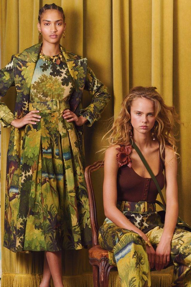 Oscar de La Renta unveils pre-fall 2020 collection campaign