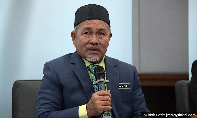 Tuan Ibrahim urges states to follow Pahang in promoting use of Jawi
