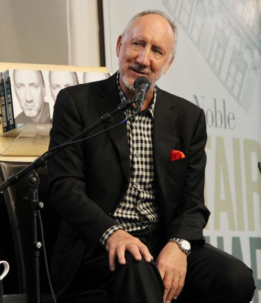Pete Townshend Talks About Bandmate's Death: 'I Was Able To Grow Into That'