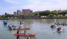 愛河「還河於民」免費悠遊 提供民眾親水遊憩空間更便民