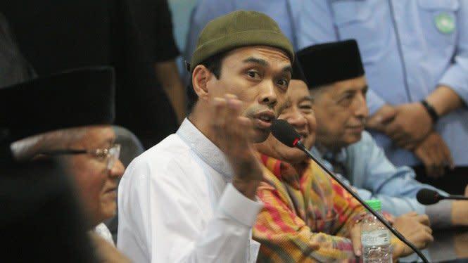 Artis Pakai Susuk Mau Tobat, UAS: Dirukiyah Hilang!