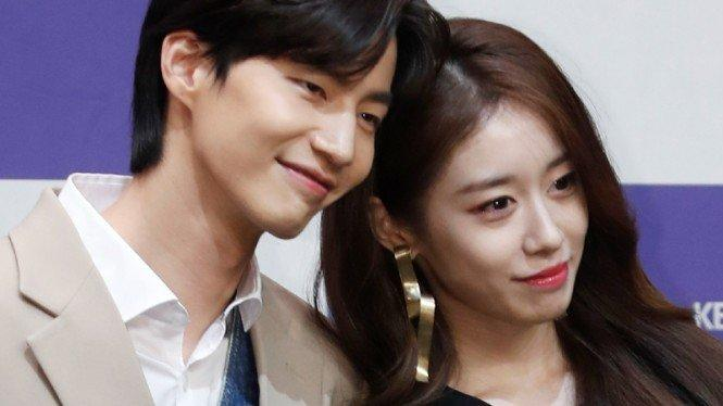 Song Jae Rim dan Jiyeon T-ARA Dikabarkan Pacaran, Ini Kata Agensi