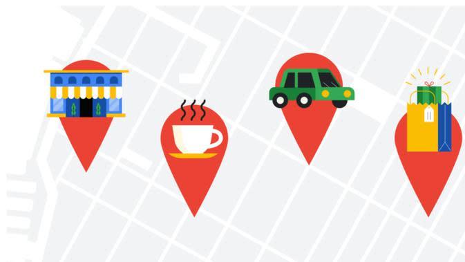 Ilustrasi Google Maps (Foto: Blog Google)
