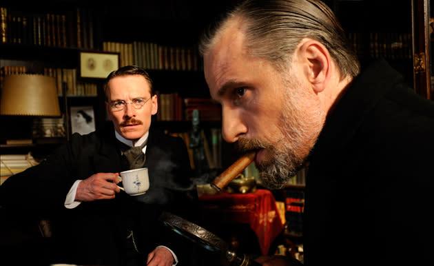 David Cronenberg Talks About Freud, Keira Knightley and 'A Dangerous Method'