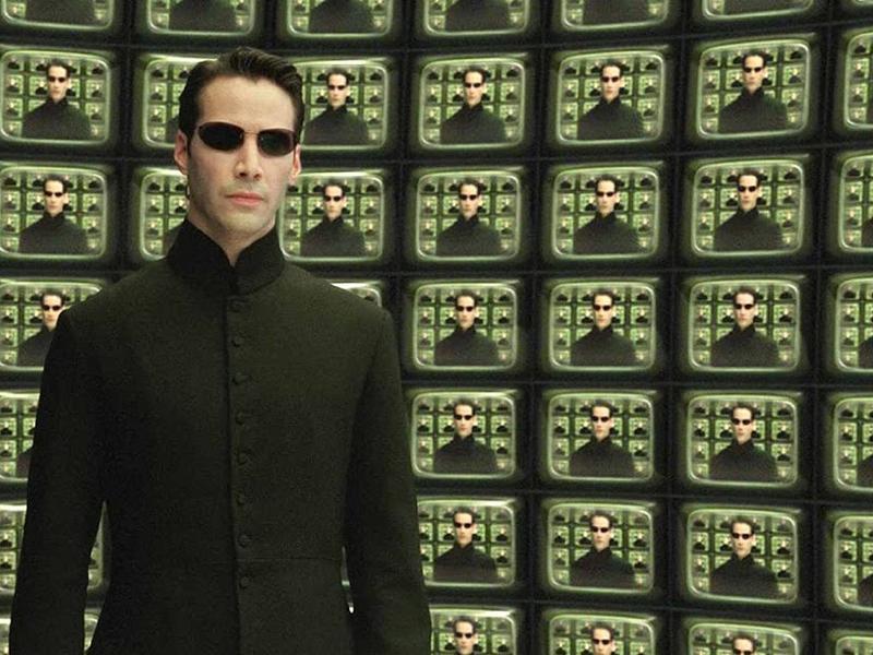 《駭客任務》 The Matrix