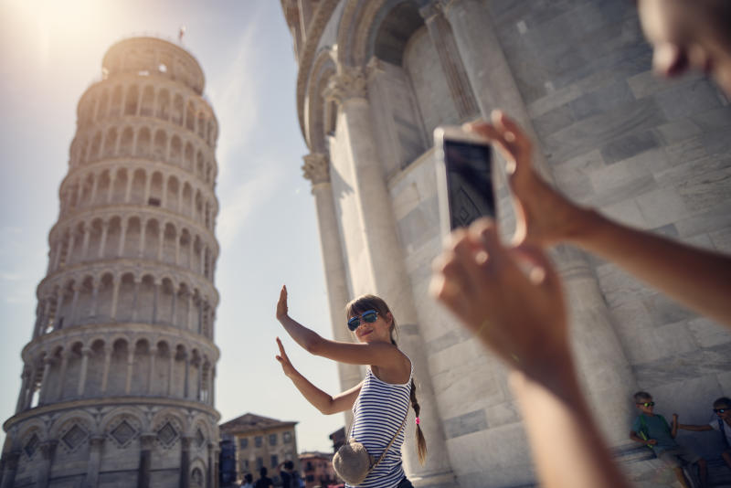 Pisa in Italy [Photo: Getty Images]