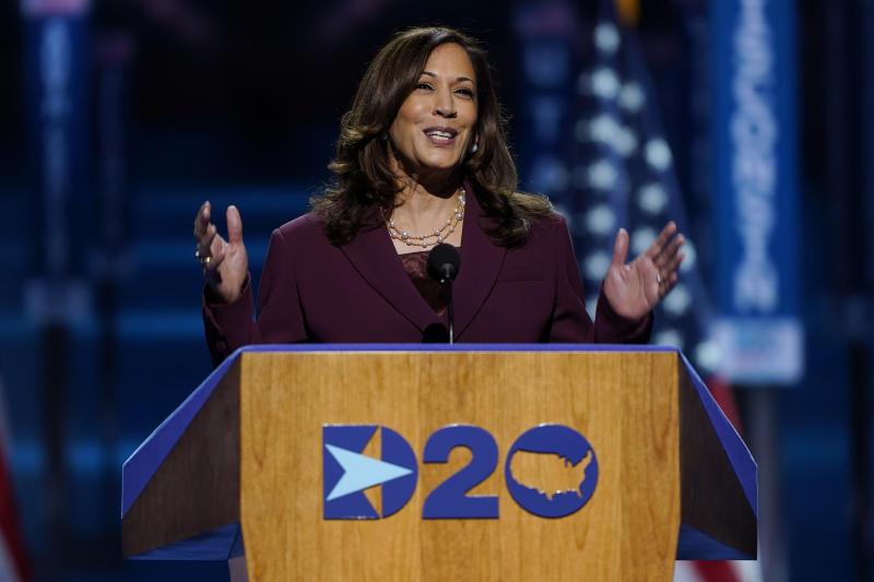 Election 2020 Harris Name