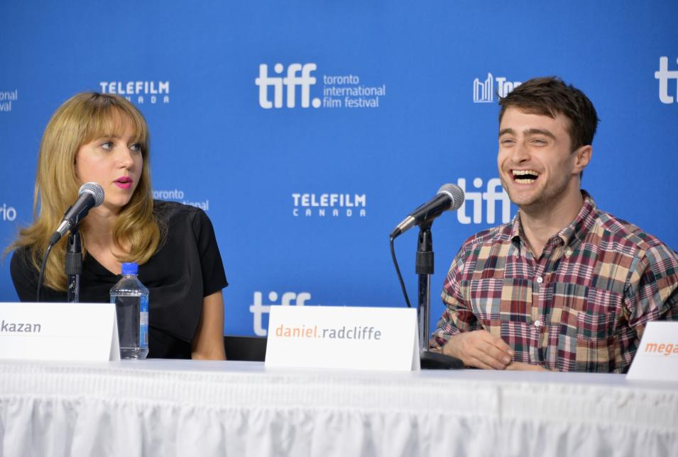 """The F Word"" Press Conference - 2013 Toronto International Film Festival"