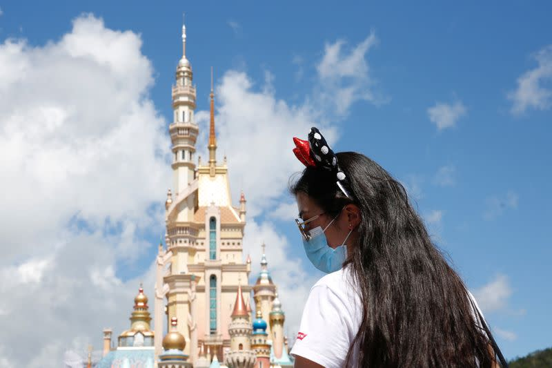 Hong Kong's Disneyland to reopen on September 25