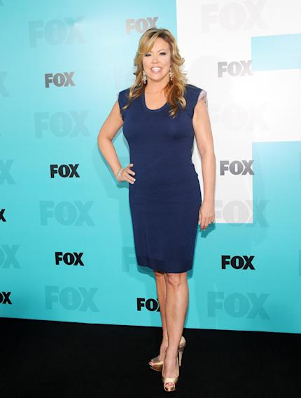 Fox 2012 Programming Presentation Post-Show Party - Mary Murphy