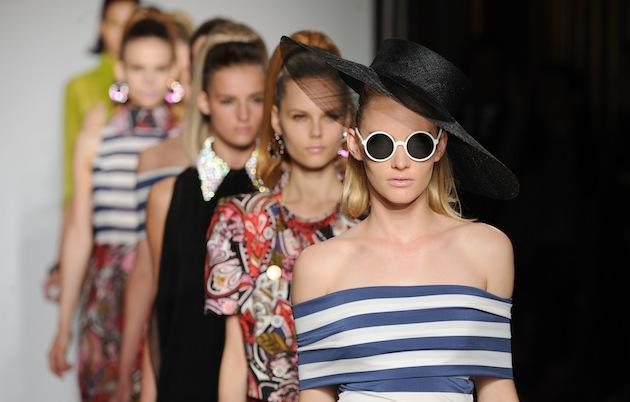 3 London Fashion Week Trends You'll Be Seeing This Spring