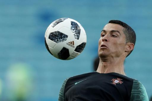 Cristiano Ronaldo will be facing several of his Real Madrid teammates when Portugal take on Spain on Friday