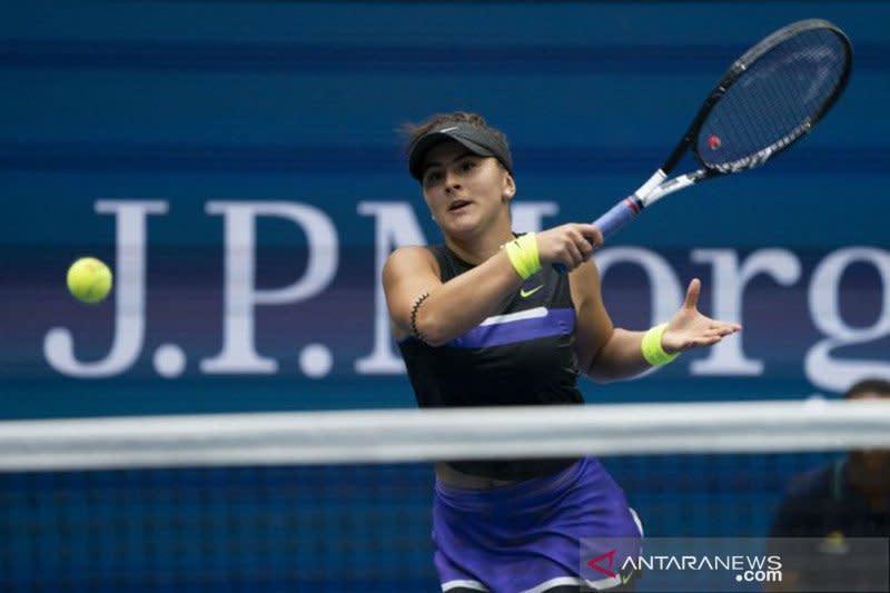 Andreescu mundur dari French Open karena ingin fokus penyembuhan