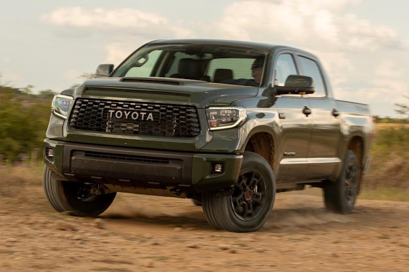 best trucks 2020 Toyota Tundra