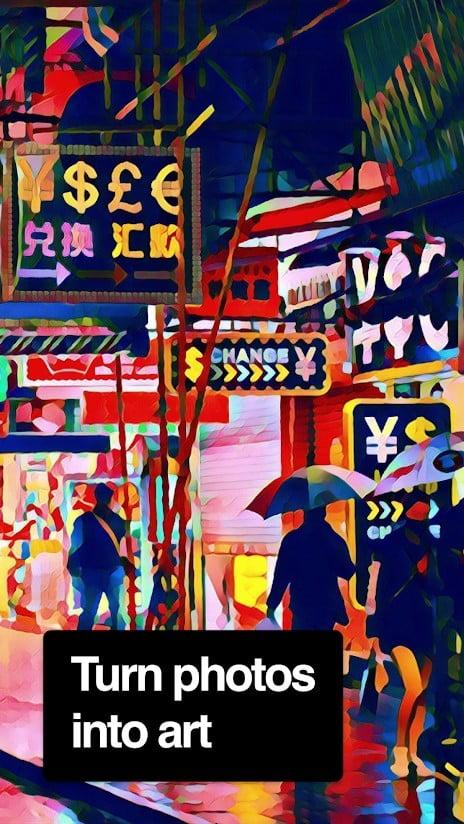 best camera apps for android prisma1