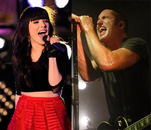 Carly Rae Jepsen and Nine Inch Nails? Yes, They Do Sound Great Together!