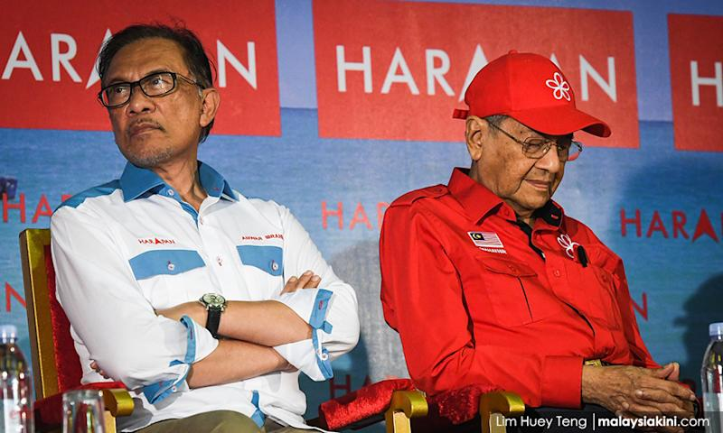 Dr M: I arranged for Anwar's pardon, but he didn't support me