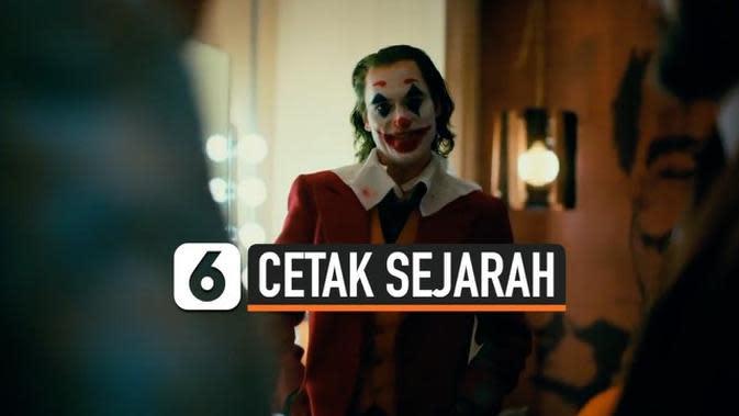 VIDEO: Joker Cetak Sejarah, Tembus USD 1 Miliar