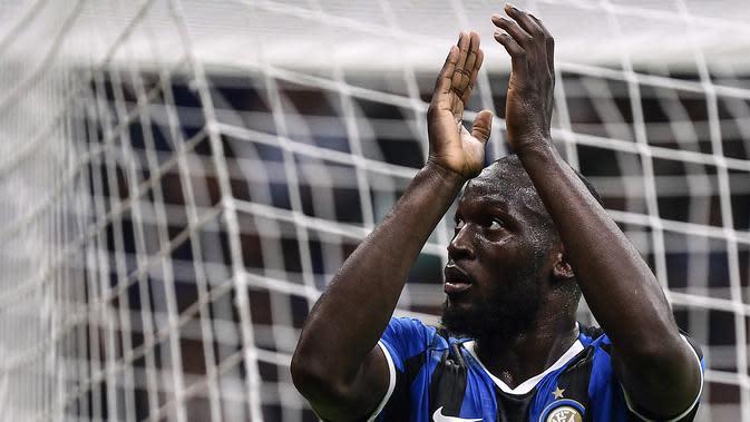 Romelu Lukaku (AFP/Marco Bertorello)
