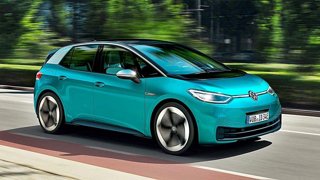 【2019法蘭克福車展】VW新世代電動車ID.3轟動發表,車廠立即著手開發高性能版本ID.3 R