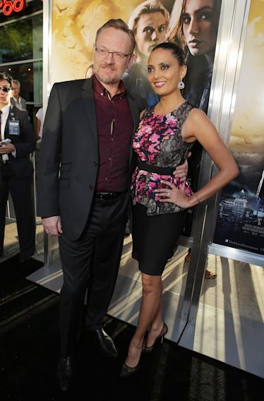 Jared Harris, Allegra Riggio