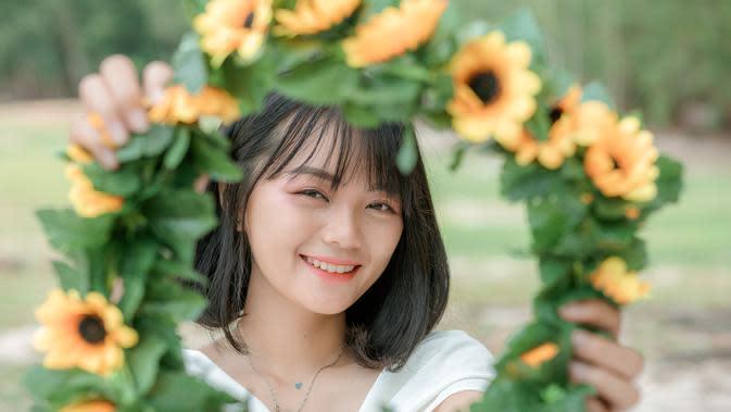 ilustrasi kepribadian perempuan/Photo by Thiều Hoàng Phước from Pexels
