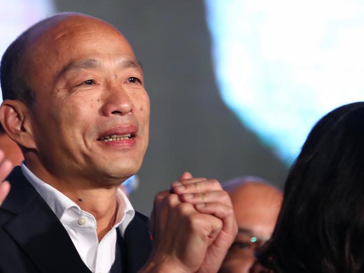 韓國瑜選市長89萬選總統剩61萬 高雄人為何這麼氣